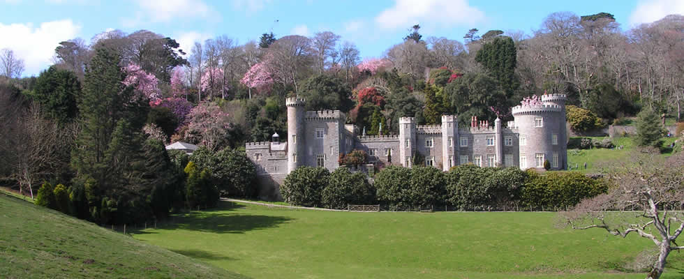 Cornwall is rich in lovely and unusual gardens to delight tourists and keen gardeners alike