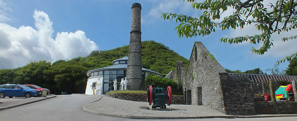 The Clay Villages and the Visitor Attraction Centre at Wheel Martyn are full of fascinating glimpses into Cornwall's mining heritage